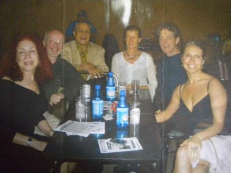 Ricardo and friends