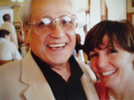 Ricardo and Jeanette Delmar